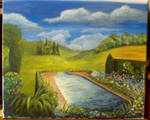 Garden and landscape by beajaye1