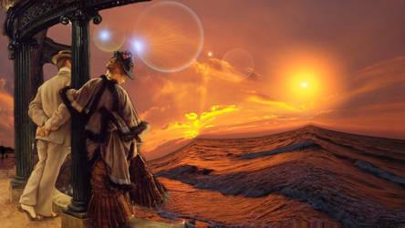 Martian Seas1 by beajaye1