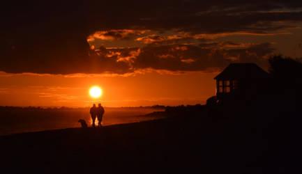 sunset aldwick nov18a by beajaye1