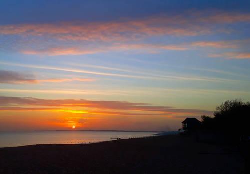 Sunset120119 aldwick