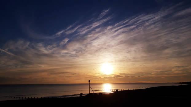aldwick sunset 250119b by beajaye1