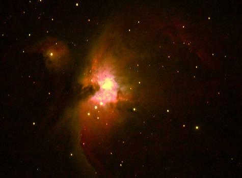 Orion Nebula 290119a by beajaye1