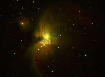 Orion Nebula 290191c by beajaye1