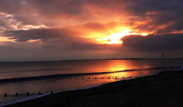 Aldwick first sunset 1119a