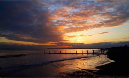 Aldwick sunset 081119a