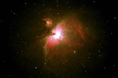 Orion Nebula 210120a