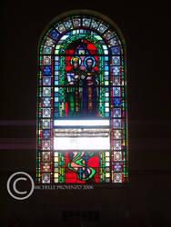 Staind Glass Window by mprovenzo