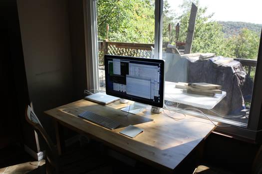 My workspace: an update