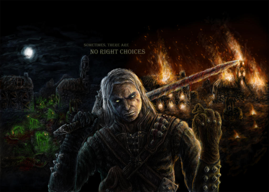 The Witcher - choices by HiViH
