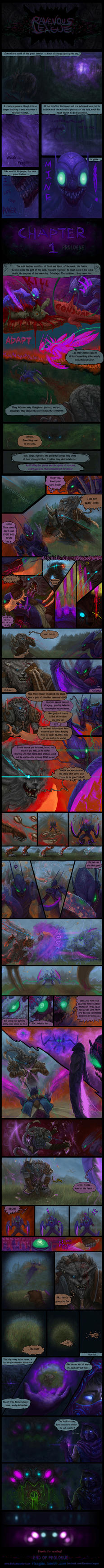 Ravenous Chapter 1 - Prologue by HiViH