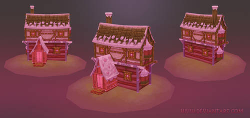 Candy House by HiViH