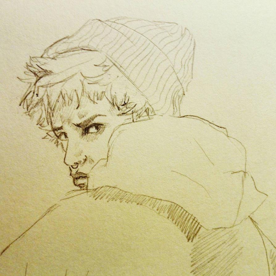 grumpy gay rebel  by Janprinceofnothing