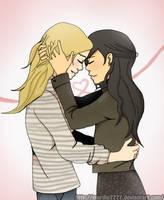 Brittana_We Found Love by marilie7777