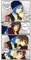 Kissing Ending comic by marilie7777