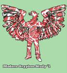 Modern Gryphon - Study 1