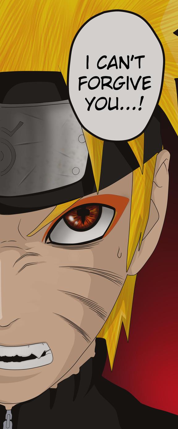 Naruto Sennim mode by DannyFCool