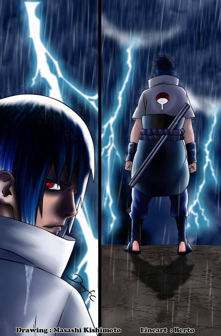 Sasuke is back 573 by DannyFCool