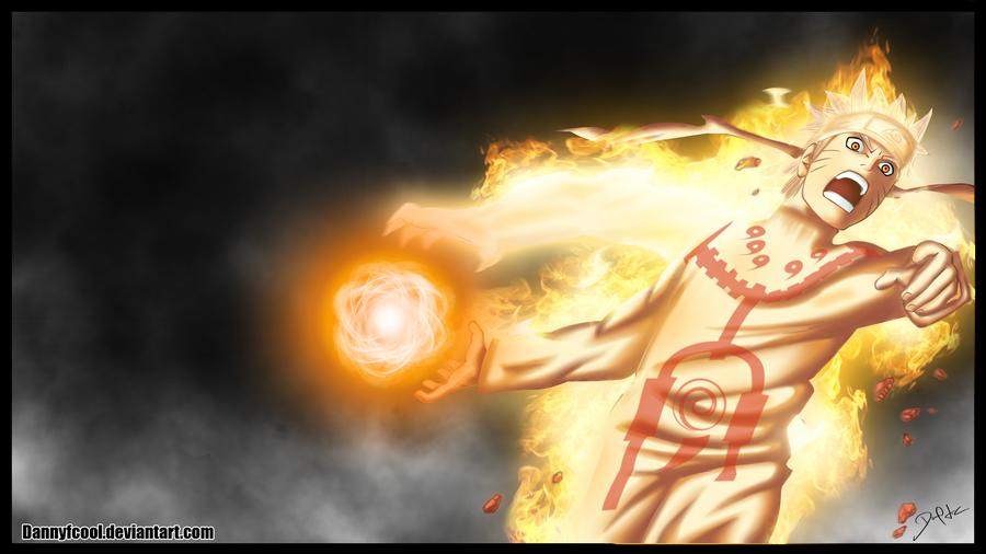 Yondaime Hokage no Chikara ! Naruto_bijuu_mode___594_by_dannyfcool-d59808r
