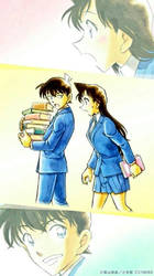 Ran and Shinichi 1
