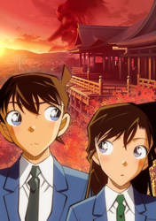 Detective Conan Gets Two-Episode TV For 2019 by Ayato-msoms