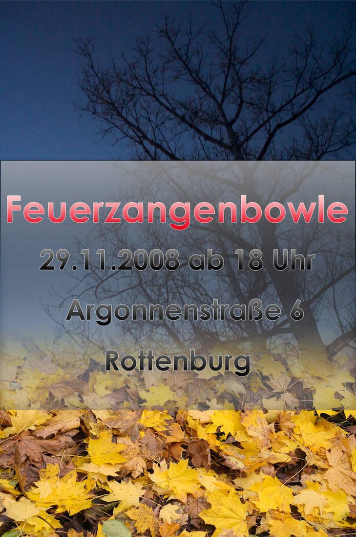 Feuerzangenbowle 2008 by Juuro