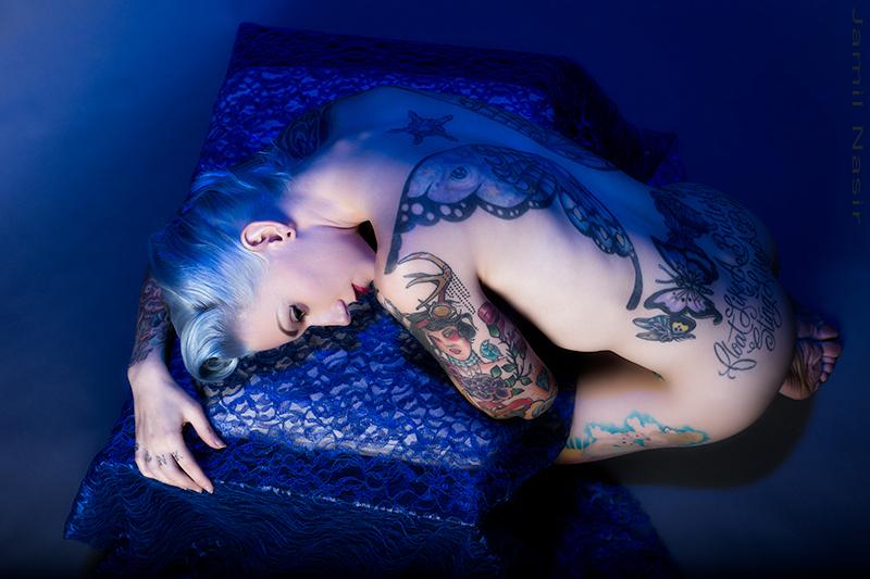blue by AlabamaBallard