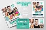 Multi-purpose Brochure, Poster and Facebook Cover