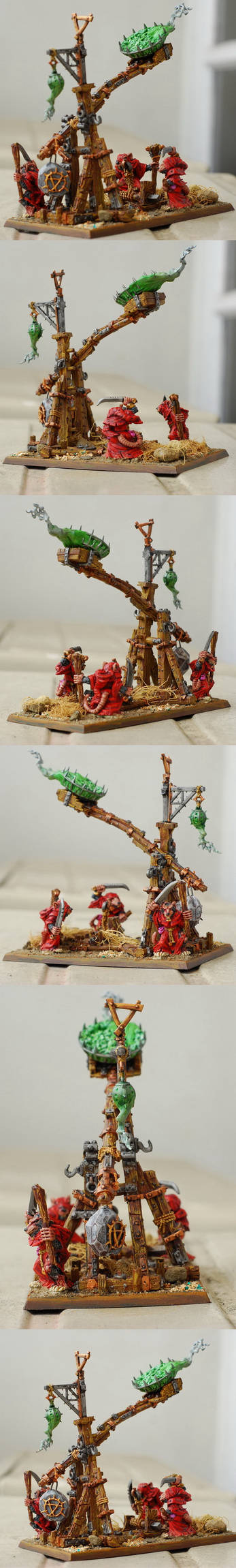 Plague Claw Catapult