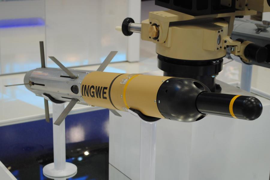 Resultado de imagen para ZT-3 Ingwe