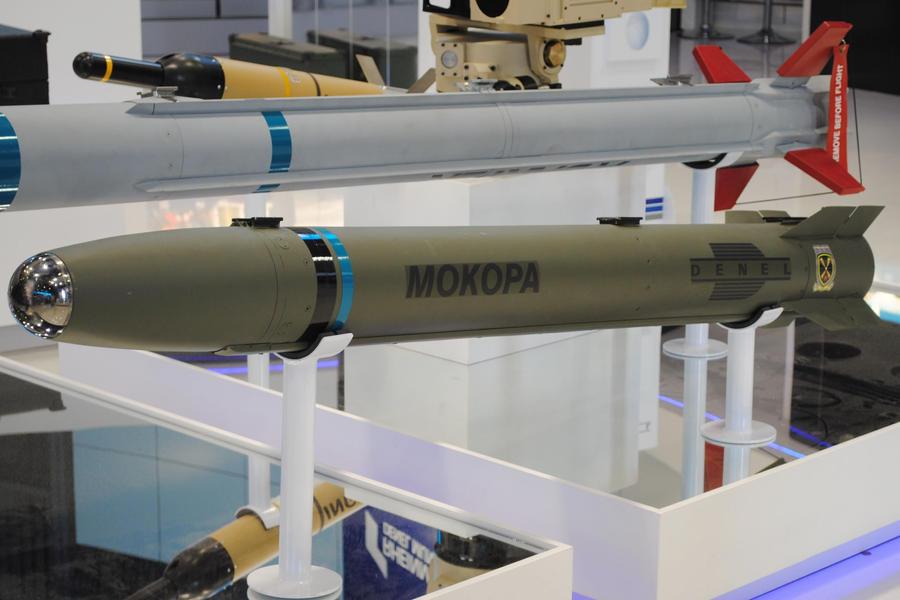 África do Sul pede a Israel para devolver desenhos de mísseis