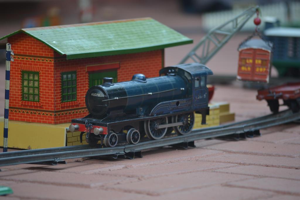 Train Day by artlovr59