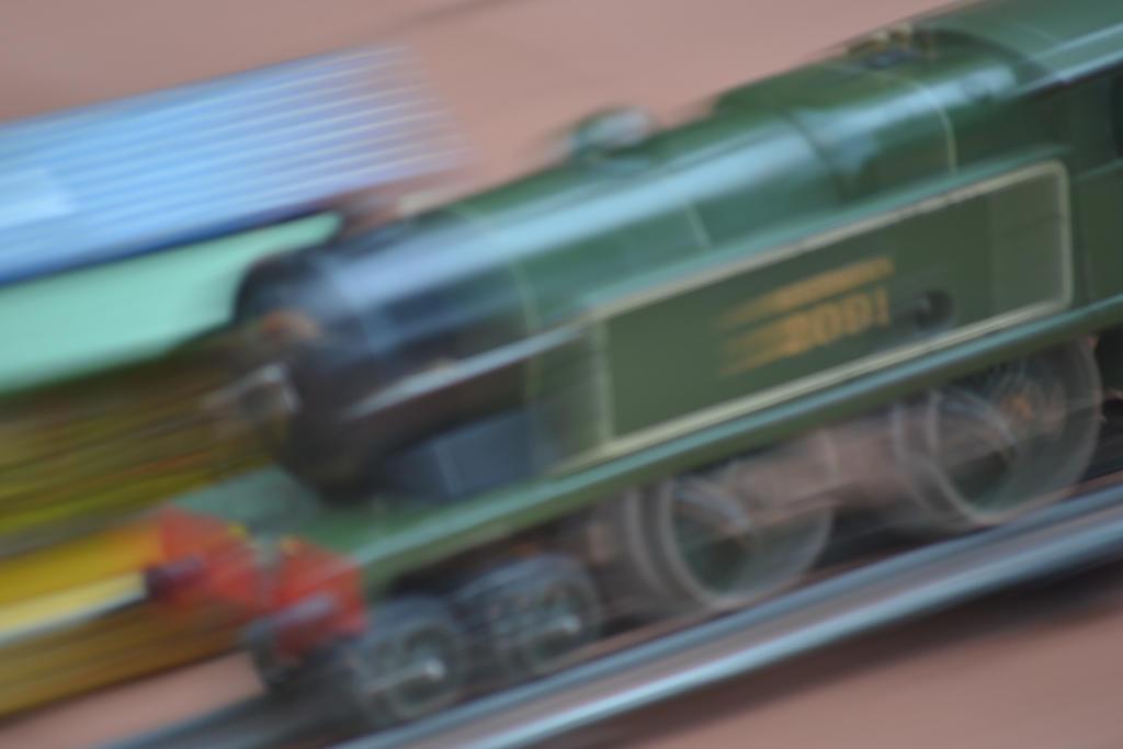 Train Day 2 by artlovr59