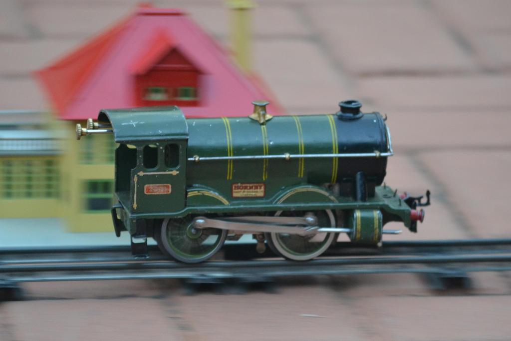 Train Day 3 by artlovr59