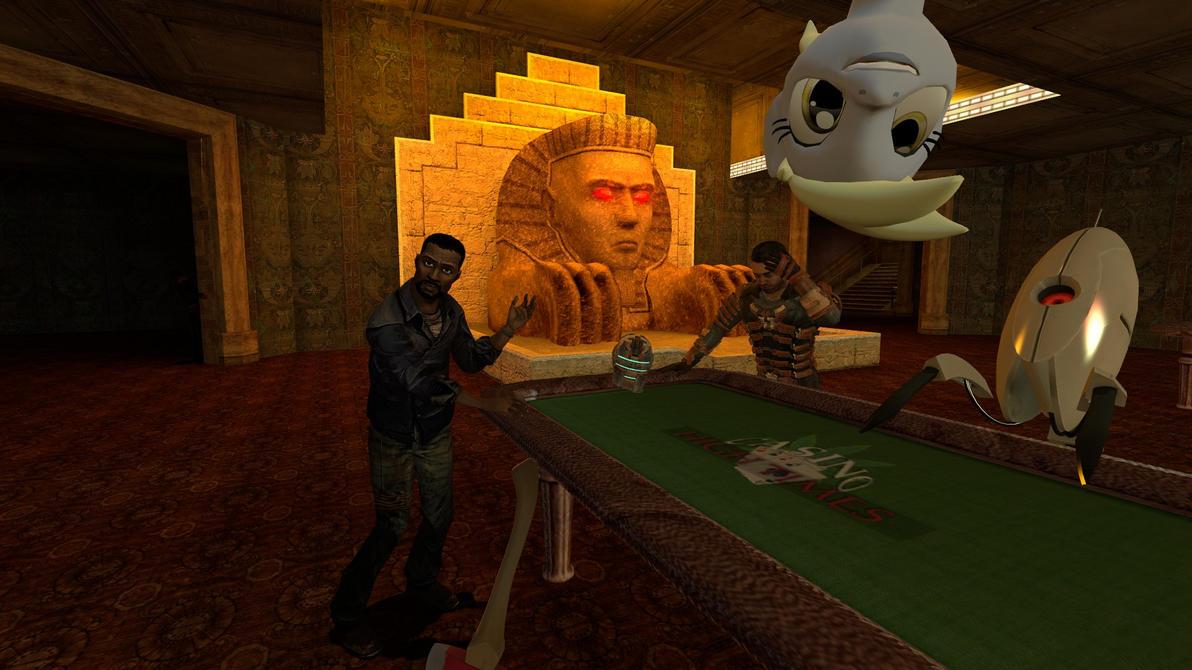 Poker Night 3 by Darththork99 on DeviantArt
