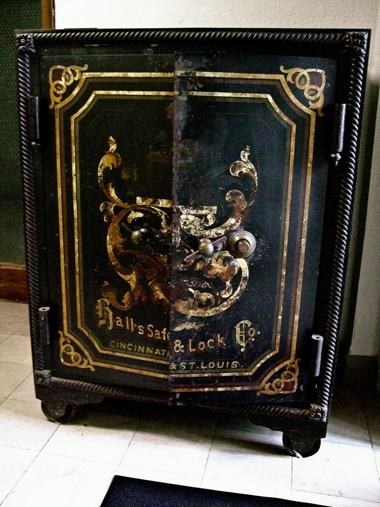 Antique Safe Ii By Baq Stock On Deviantart