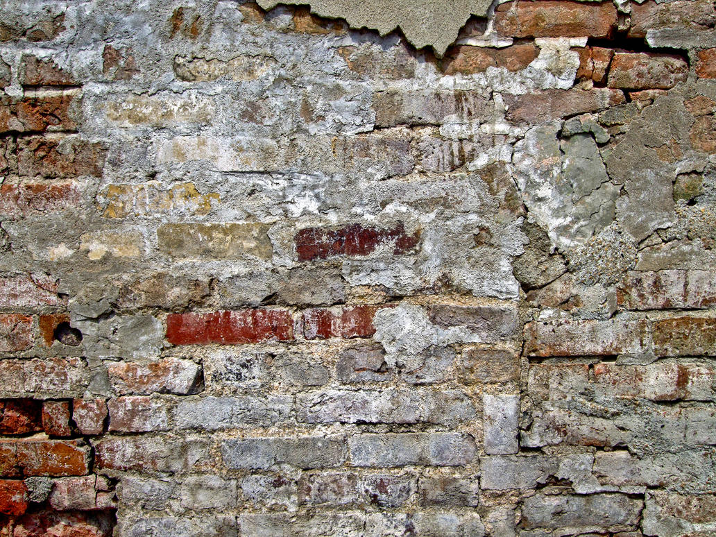 Exposed Brick I by Baq-Stock on DeviantArt