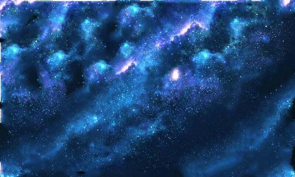 Galaxy background by Kakumeiiteki