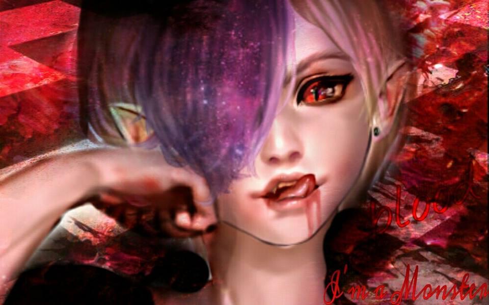 Vampire by Kakumeiiteki