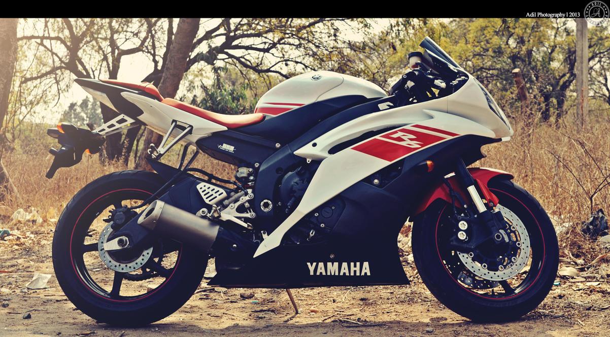 Yamaha R Service Manual