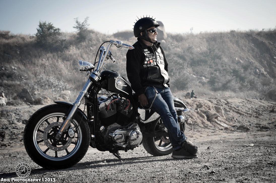 Harley Davidson Superlow T Occasion