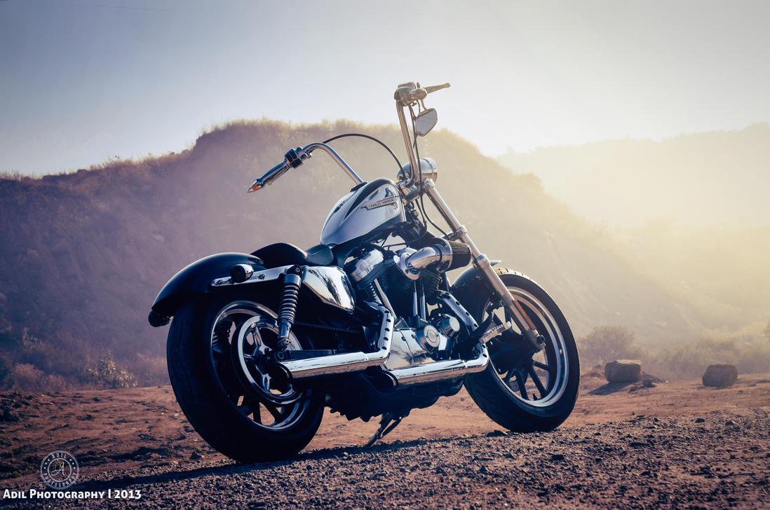 Harley Davidson Superlow Custom