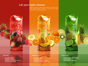 Let your body choose by KATOK