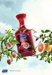 Almarai Red Orange Raspberry Juice