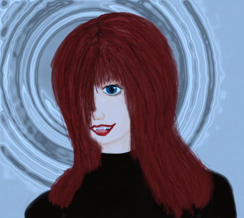 Andromeda Vondran by Luciferspet