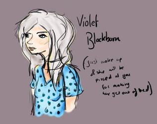 Violet Blackburn
