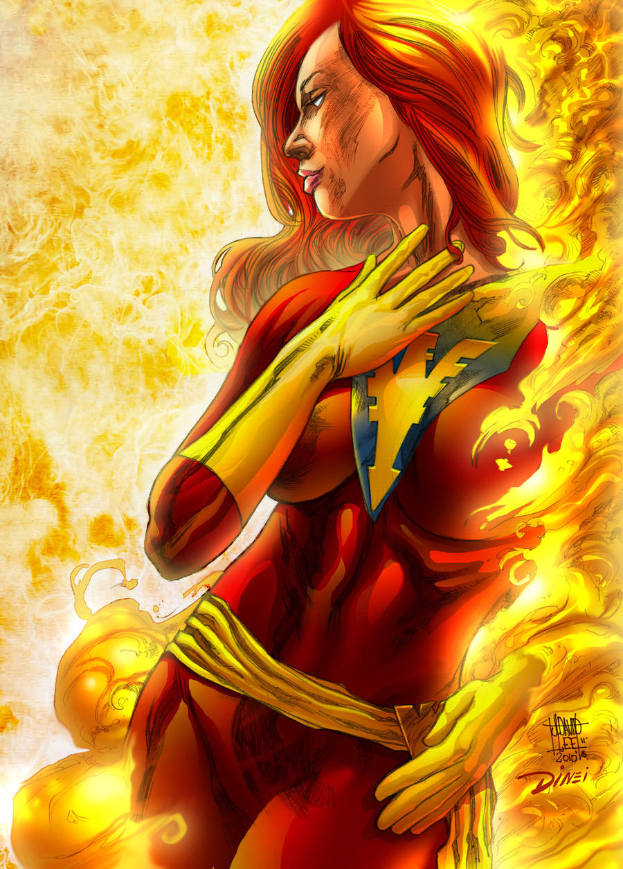JEAN GREY DOS X-MEN by jdavidlee1979 on DeviantArt