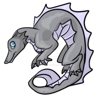 Silver Adult by Meowina