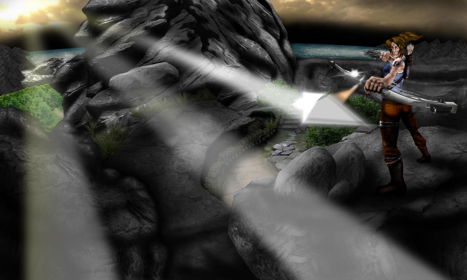 Tomb Raider by SamuelHavel
