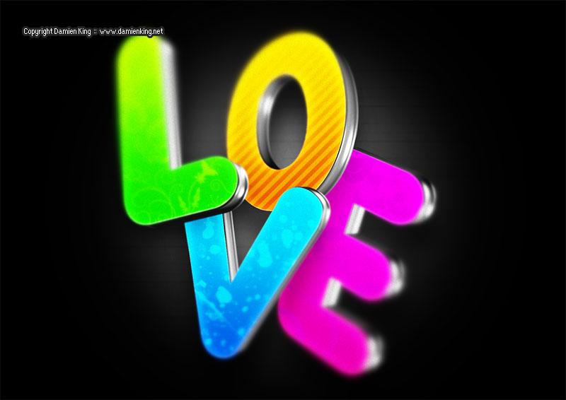 LOVE? by DKprints