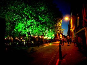 gren green tree by iloveyourballs